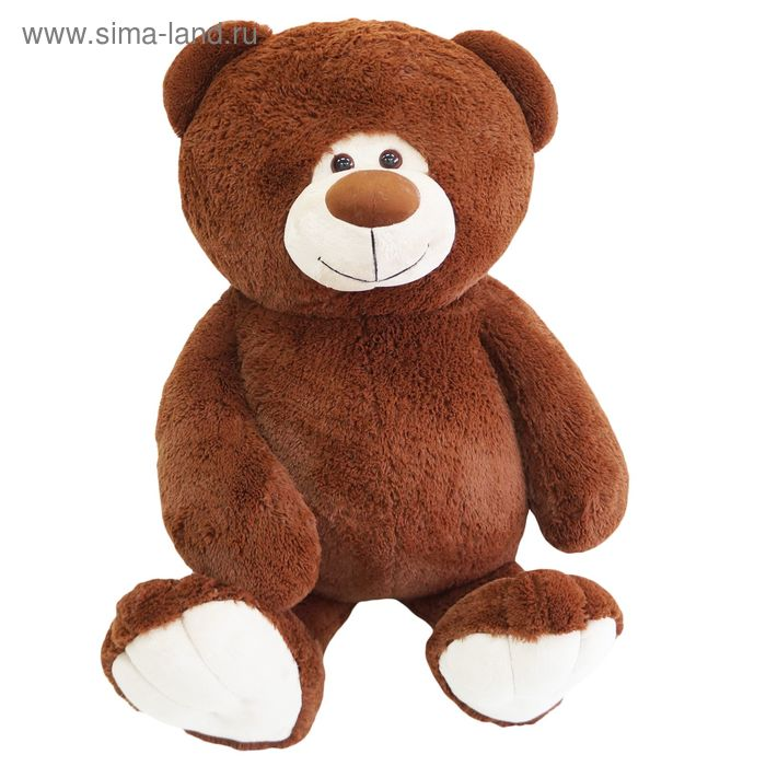 """Мягкая игрушка """"Мишка Веня"""", цвет коричневый"""