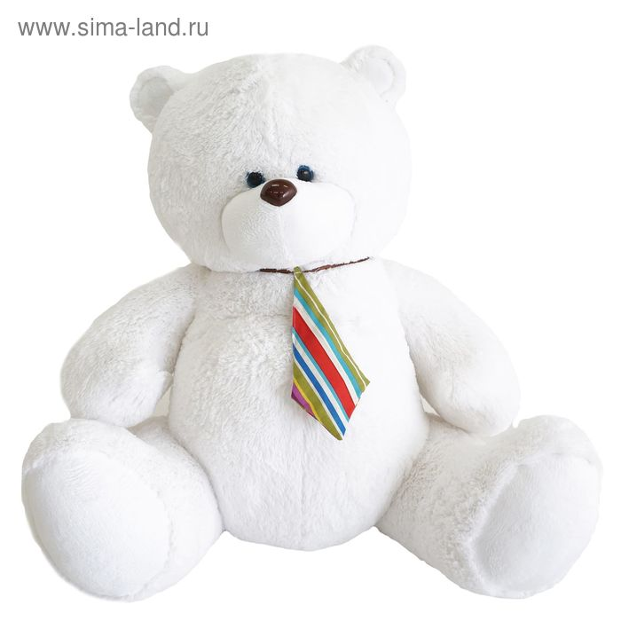 """Мягкая игрушка """"Мишка Тимми"""", цвет белый"""