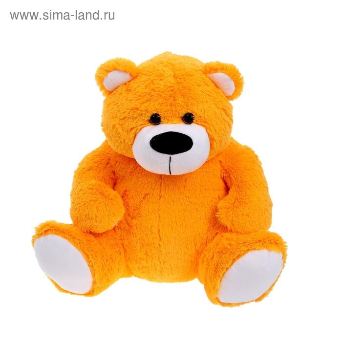 """Мягкая игрушка """"Мишка Фома"""", цвет оранжевый"""