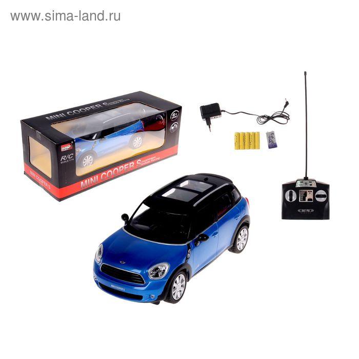 Радиоуправляемая машина Mini Countryman S, 1:14, МИКС
