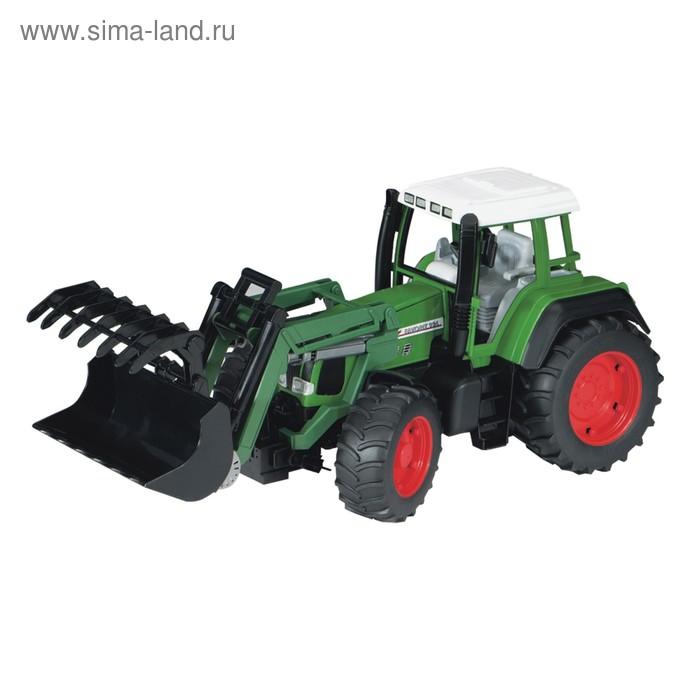 Трактор c погрузчиком Fendt Favorit 926 Vario