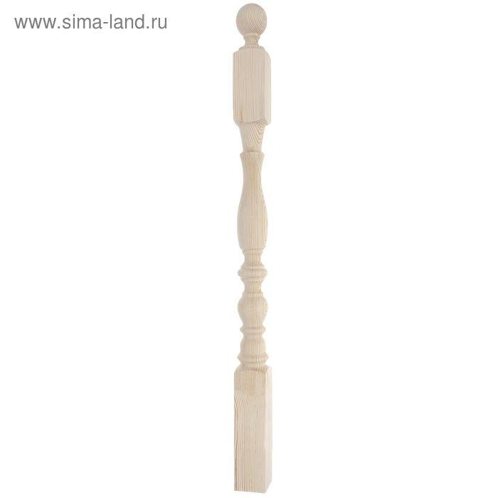 Столб сорт А 80х80х1200мм Тип-27