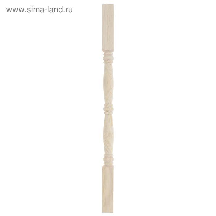 Балясина сорт А 50х50х900мм Тип-1