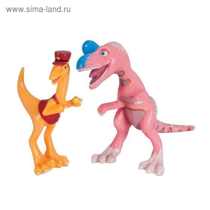 """Игровой набор """"Король Криолофозавр и X-Ray Кондуктор"""""""