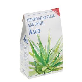 """Природная соль для ванн """"Алоэ"""", 500 г"""