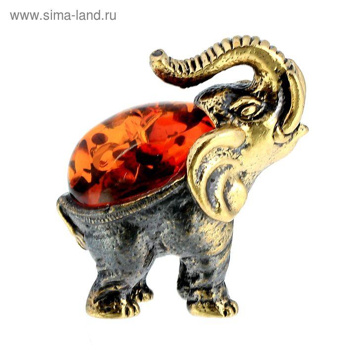 """Сувенир """"Слон идущий"""""""