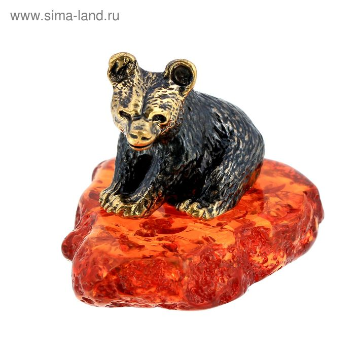 """Сувенир """"Медведь лопоухий"""""""
