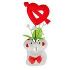 """Декор-украшение для букетов """"Мишки с сердечком"""""""
