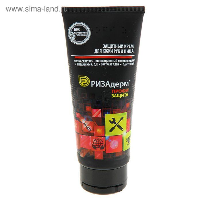 """Защитный крем гидрофильного действия для кожи рук и лица """"Ризадерм: Профи"""", 100 мл"""