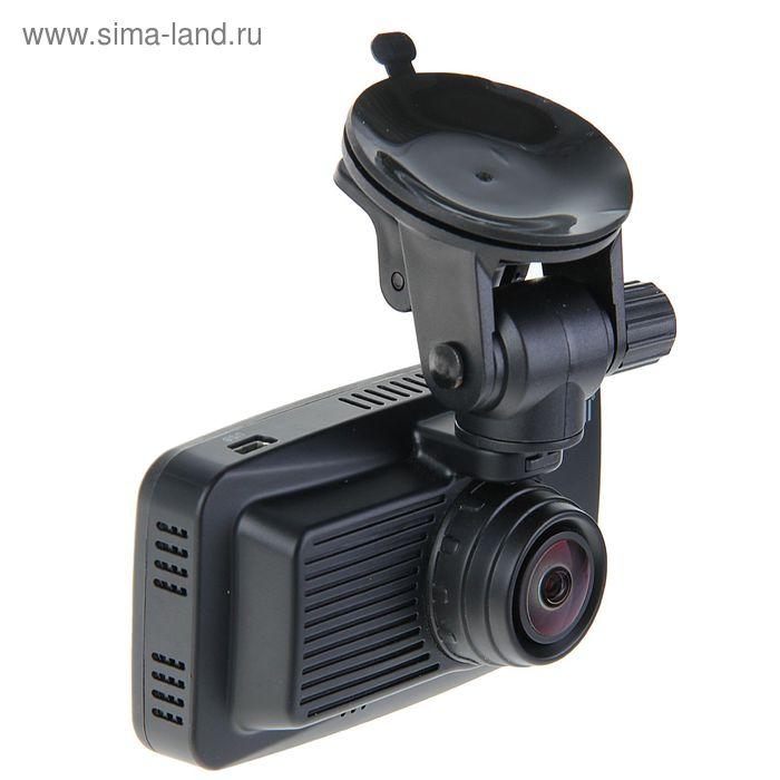 "Видеорегистратор Subini DVR-X5, 3Mp, 3,0"" TFT, угол обзора 160, разрешение 2304х1296 Full HD"