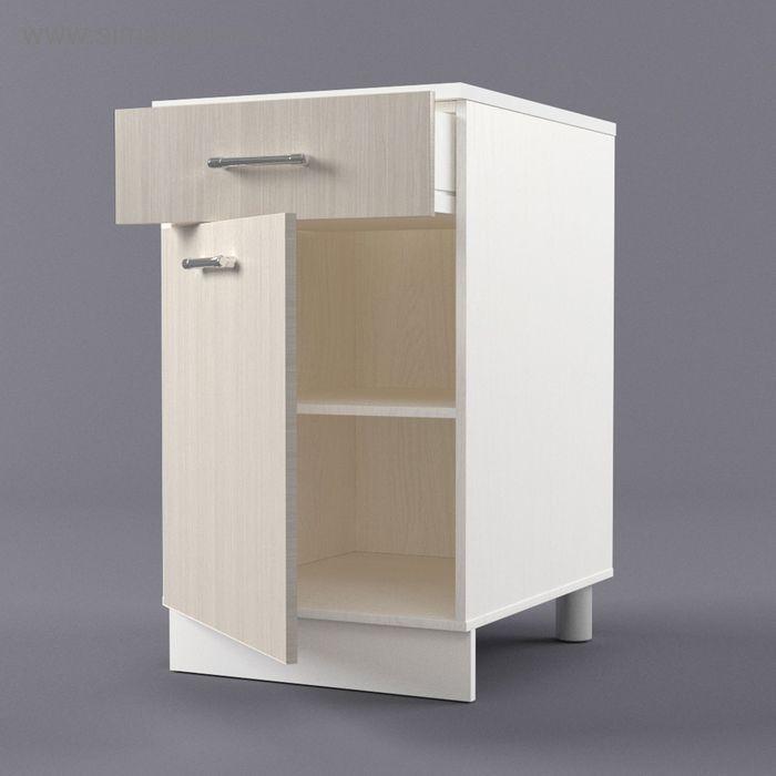 Шкаф напольный 850*500*600 Дуб Сонома
