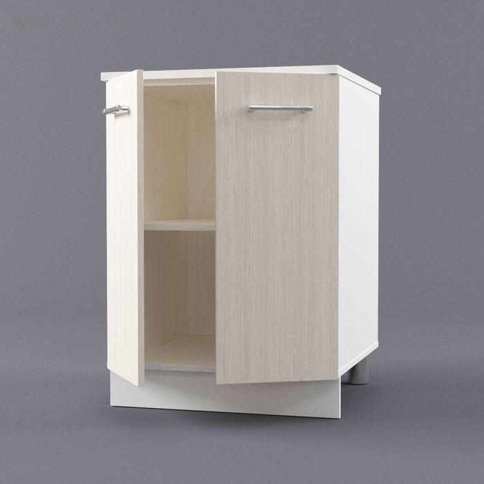 Шкаф напольный 850*600*600 Дуб Сонома