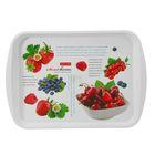 Поднос прямоугольный 43,5х30,5 см Berry