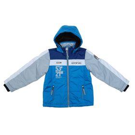 Куртка для мальчика, рост 164-170 см (84), цвет голубой+серый ТФ 32000/3 ТР