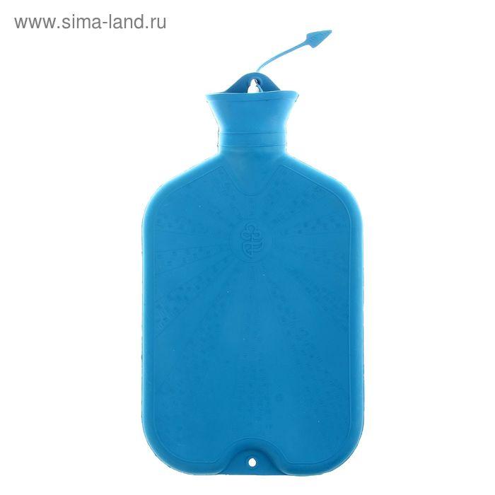 Грелка резиновая тип Б - 3 (комбинированная) (3 литра) ГОСТ 3303-94, 1 шт.