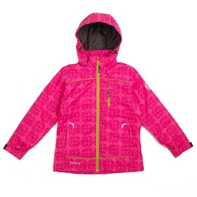 Куртка для девочки, рост 158-164 см (84), цвет ярко-розовый ТФ 32007/1 ФФ