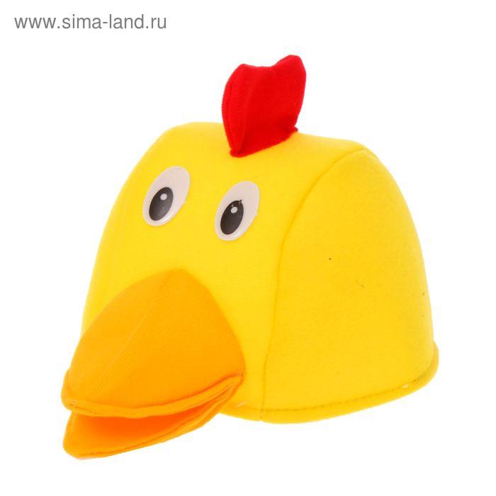 """Шляпа карнавальная """"Петух"""""""