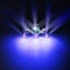 Светодиодный модуль 3D, синий