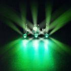 Светодиодный модуль 3D, зелёный