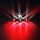 Светодиодный модуль 3D, красный