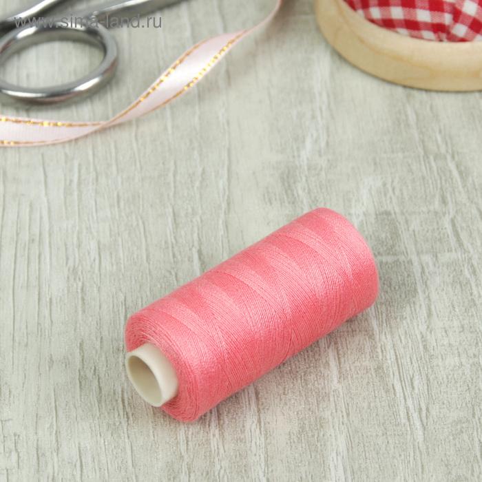 Нитки 40/2, 300м, №160, розовый