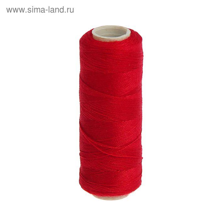 Нитки 40/2, 200м, №115, красный
