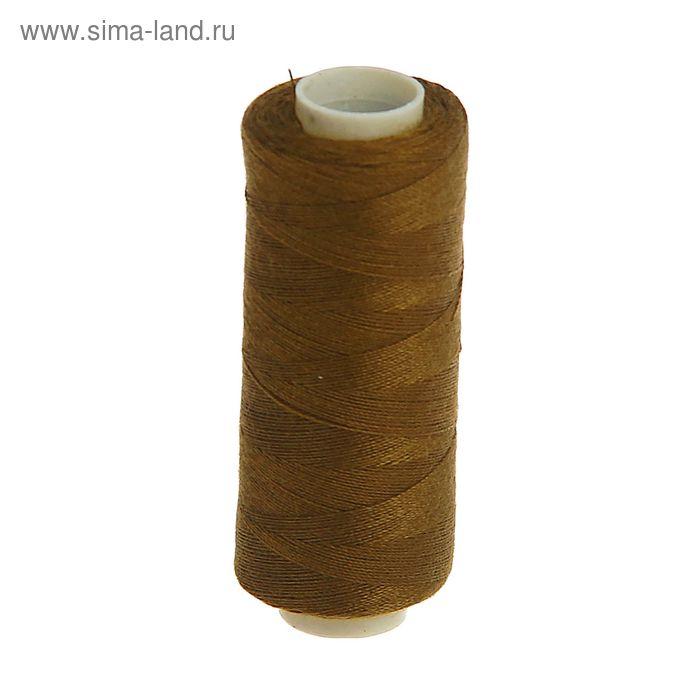 Нитки 40/2, 200м, №424, коричневый