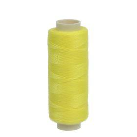 Нитки 40/2, 200м, №383, жёлтый