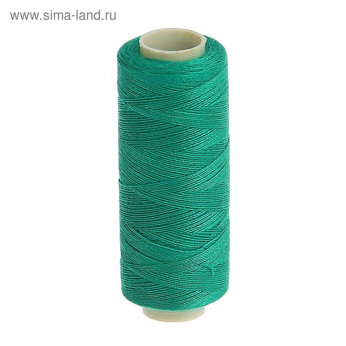 Нитки 40/2, 200м, №235, зелёный