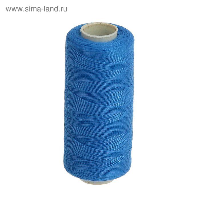 Нитки 40/2, 300м, №713, синий