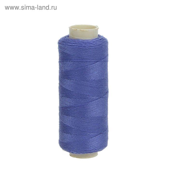 Нитки 40/2, 200м, №187, синий