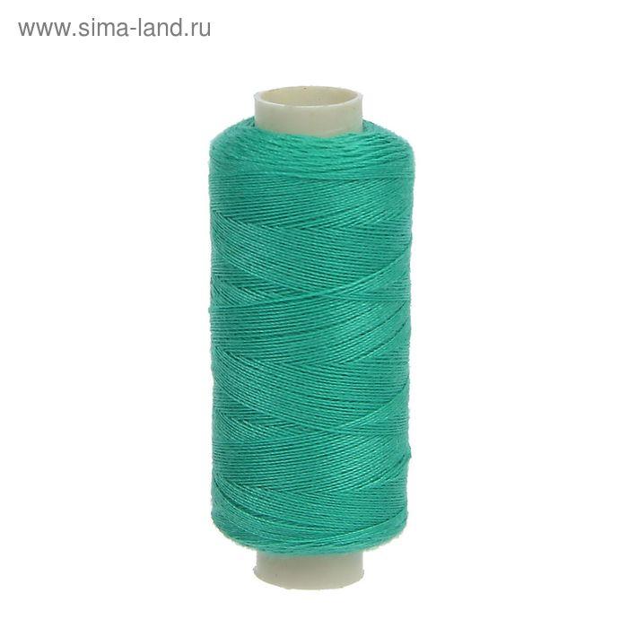 Нитки 40/2, 200м, №237, зелёный