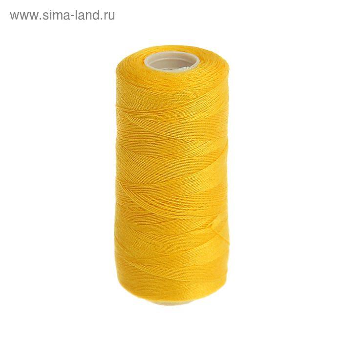 Нитки 40/2, 300м, №385, жёлтый