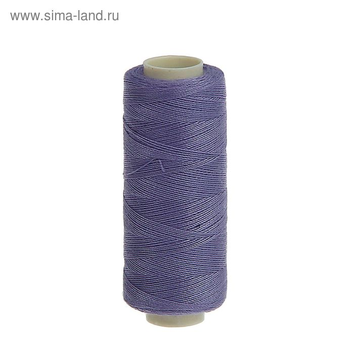 Нитки 40/2, 200м, №190, тёмно-фиолетовый