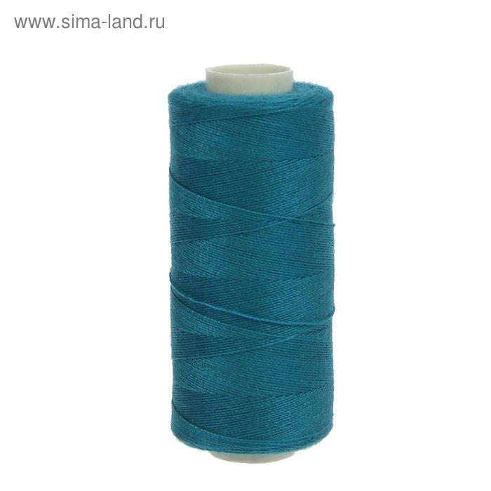 Нитки 40/2, 300м, №271, сине-зелёный