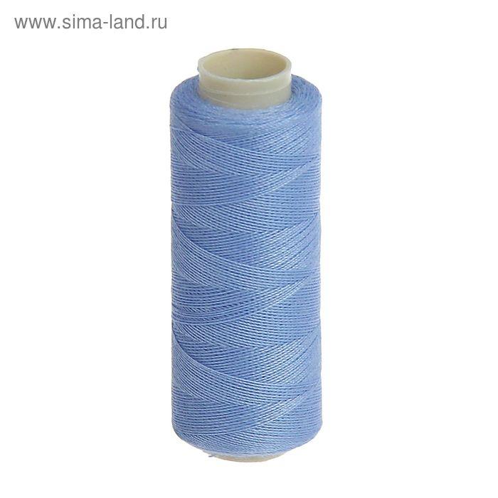 Нитки 40/2, 200м, №704, голубой