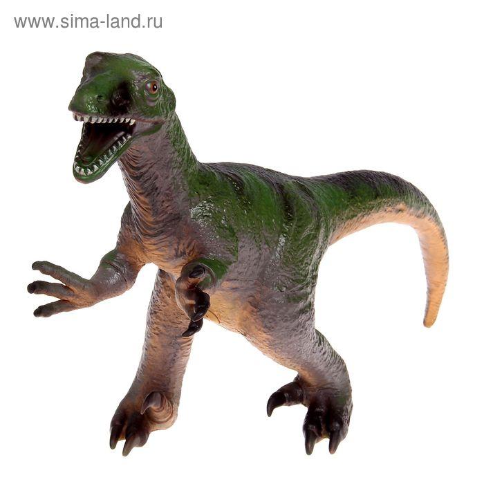 """Фигурка динозавра """"Велоцираптор"""""""