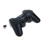 Беспроводной геймпад Dialog Action GP-A11RF, RF 2.4G, виброэффект, 12  кнопок, USB