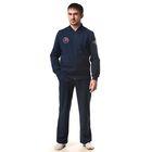 Костюм мужской (куртка+брюки) М-250-05 темно-синий, р-р 54