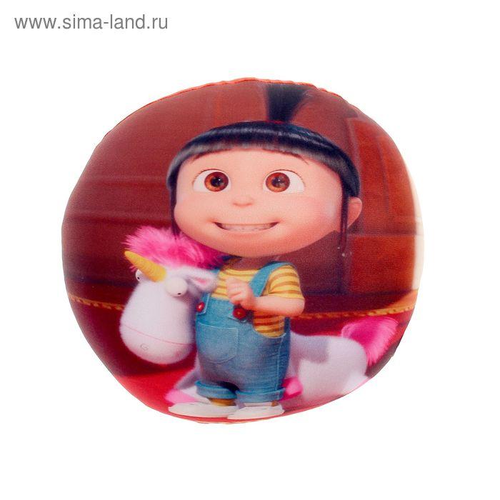 Мягкая игрушка-антистресс «Гадкий Я»