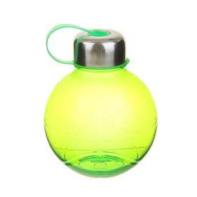 Фляжка-бутылка «Сфера», 600 мл, зелёная Ош