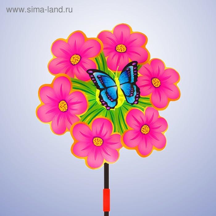"""Ветерок """"Цветы"""", цвета МИКС"""