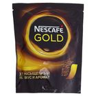 Кофе Nescafe Gold, натуральный растворимый, сублимированный, 75 г