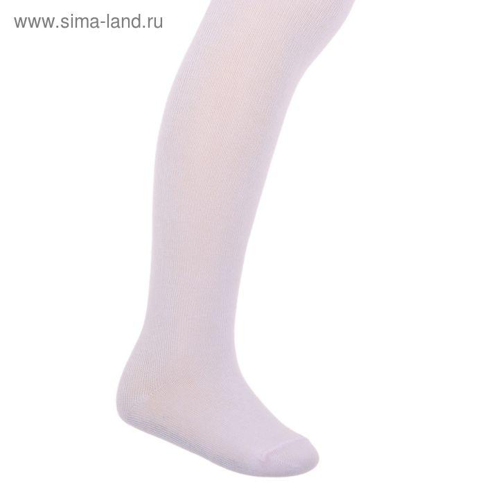 Колготки детские, размер 13, рост 92-98 см, цвет светло-розовый