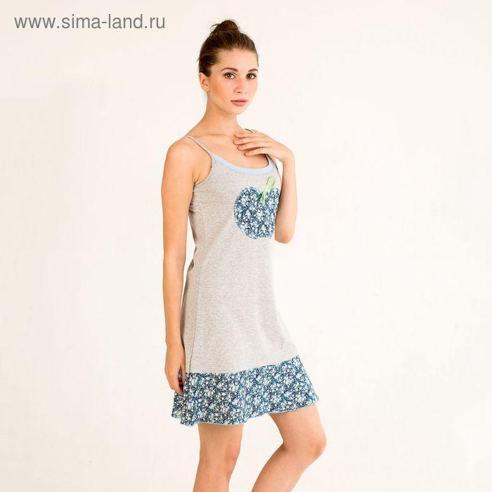 Сорочка женская Амели МИКС, р-р 46