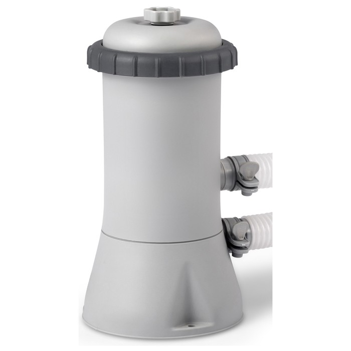 Бассейн надувной Easy Set, 396х84 см, фильтр-насос 28142 INTEX