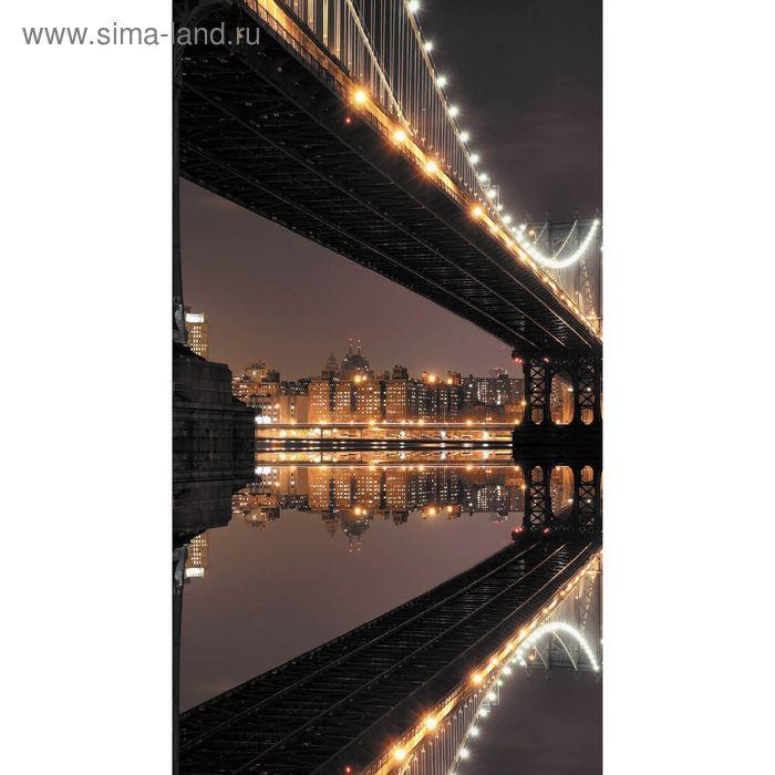 """Фотообои """"Бруклинский мост"""" 1-А-114, 150х270 см"""