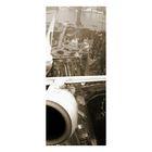 """Фотообои """"Полет"""" D-002, 95х220 см"""