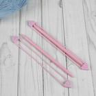 Спицы для вязания вспомогательные, 20*1,8см, 2шт