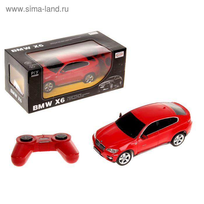 Радиоуправляемая машинка BMW X6, МИКС